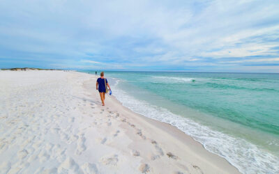 Navarre Beach Walk