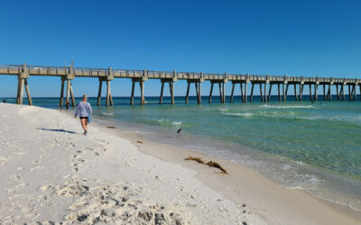 Pensacola Beach Pier Walk
