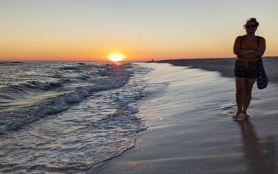 Pensacola – West end at Fort Pickens