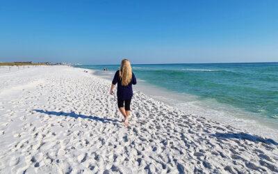 Destin Beach Walk