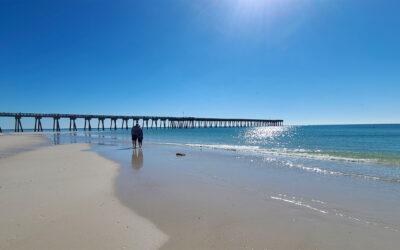 Panama City Beach, County Pier