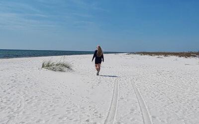 Mexico Beach Walk